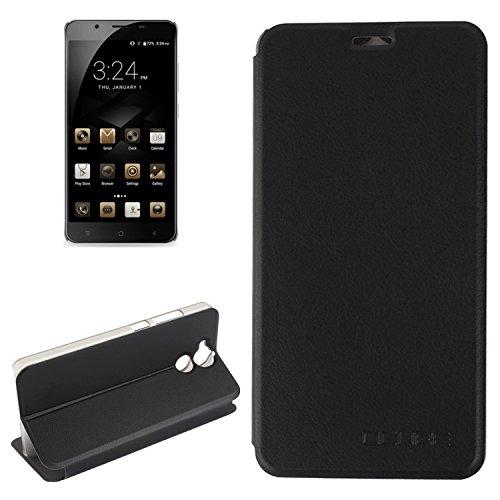 Mecaweb Custodia Finta Pelle Cover Leather Case per Smartphone Blackview P2 Lite