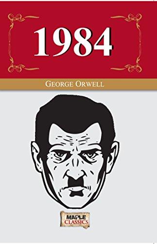 1984 [Paperback] [Jan 01, 2017] GEPRGE ORWELL
