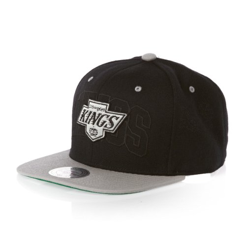 Mitchell & Ness - Casquette Snapback Homme Los Angeles kings Outer