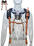 Best Carpenters Tool Belts - WELKINLAND leather tool belt suspenders for a carpenter Review