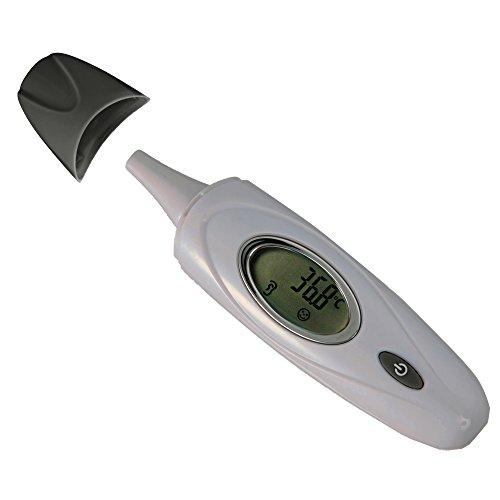 Reer 98020 SkinTemp 3in1 Infrarot-Fieber-Thermometer