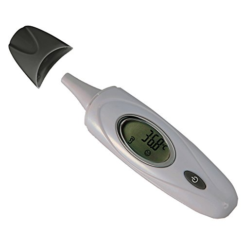 Reer 98020 SkinTemp 3in1 Infrarot-Fieber-Thermometer