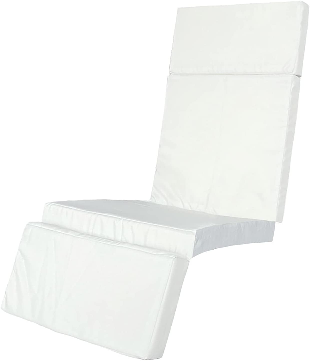 Ksruee Foldable High Back Chair Spring new work one after Jacksonville Mall another Outdoor Cushion Garde