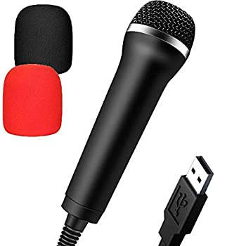 Rock Band / Guitar Hero Official Microphone  Wii PS3 Xbox 360