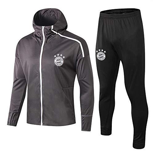 Club Heren Jassen & Broeken Trainingspakken Jersey Hooded Windbreaker Voetbal Draag Hoodie