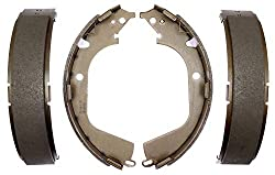 AC Delco rear brake shoe