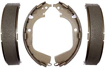 ACDelco Gold 17960BF1 Bonded Rear Drum Brake Shoe Set