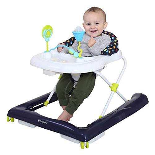 Baby Trend Trend 2.0 Activity Walker, Blue Sprinkles, Blue