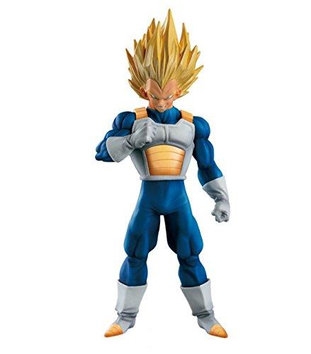 Funko - Figurine Dragon Ball Z Super - Scultures Super Saiyan Vegeta Big Special 6 17 cm - 3296580253159 (Juguete)