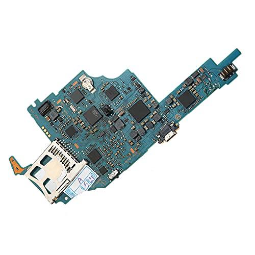 FOLOSAFENAR Placa Base de reparación de Consola portátil Placa Principal Ligera Reemplazo anticorrosión, con Destornillador, para PCB, para reemplazo de Placa Principal So-NY PSP 2000