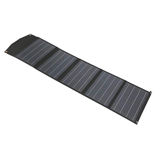 BOLORAMO Panel Solar, Protector Solar Plegable de 5 V, Resistente al Agua, energía fotovoltaica portátil para cámaras Digitales para teléfonos móviles