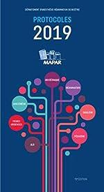 Protocoles MAPAR 2019 - Fiches urgences. Anesthésie. ALR. Obstétrique. Réanimation. Douleur. Pédiatrie. de Collectif MAPAR