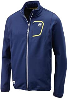 Husqvarna Basic Logo Zip Jacket (Medium)