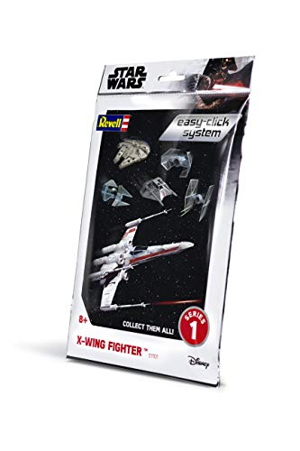 Revell - 01101 X-Wing Fighter Easy-Click