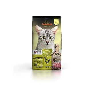 Leonardo Adult GF Poultry [7,5kg] Katzenfutter | Getreidefreies Trockenfutter für Katzen | Alleinfuttermittel für… 2