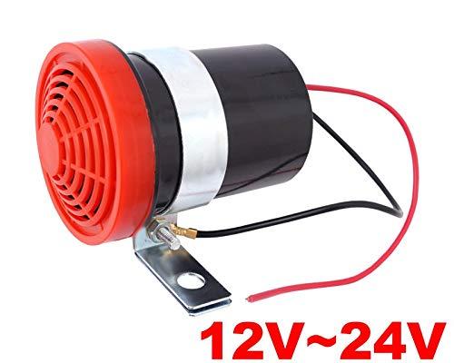 12V-24V PKW LKW Rückfahrwarner Rückwärts Signal Warnton Warnsignal Lautsprecher