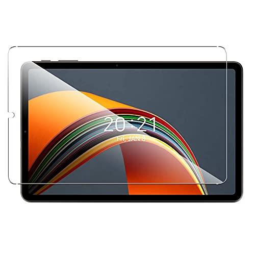 QULLOO 対応ALLDOCUBE iPlay40 10.4インチ 用 フィルム 強化ガラス 旭硝子製 ガラスフィルム 硬度9H 飛散防止 指紋防止 自動吸着 気泡防止 iPlay 40 液晶保護フィルム