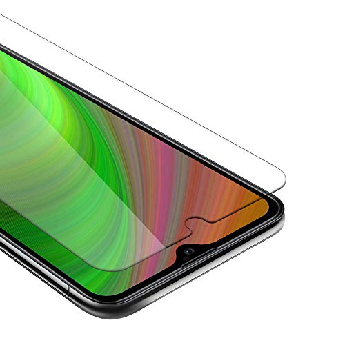 Cadorabo Película Protectora Compatible con Xiaomi Mi 9 Lite en Transparencia ELEVADA - Vidrio Templado (Tempered) Cristal Antibalas Compatible 3D con Dureza 9H
