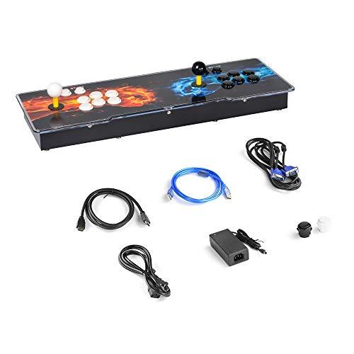 TAPDRA 3D Pandora Key 7 Retro Arcade Game Console   2670 Retro HD Games(160 in...