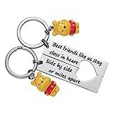 Winnie the Pooh Schlüsselanhänger für beste Fre