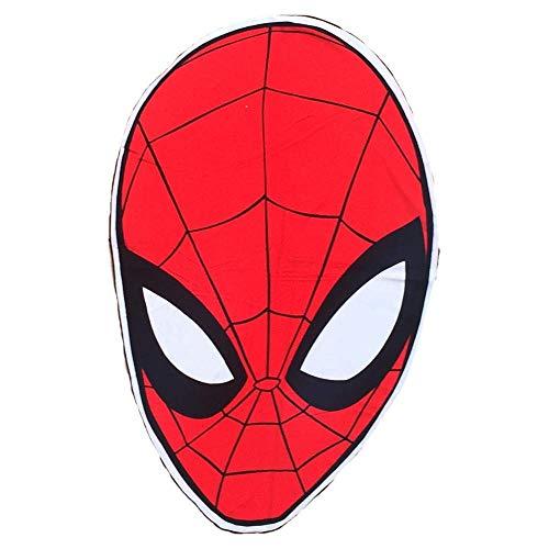 Sun City Geformtes Strandtuch Spiderman Man Spider Marvel Handtuch MICROCOTTON Polyester cm.140X90 - SE4221