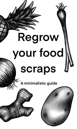 Regrow Your Food Scraps: A minimalistic guide (English Edition)