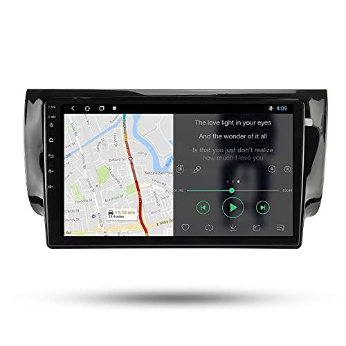 Android 10.1 Car Radio Stereo Unidad principal de navegación GPS para Nissan Sentra 2013-2017 Sat Nav FHD Soporte de pantalla táctil SWC Control de teléfono Reproductor multimedia Bluetooth