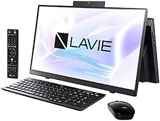 NECパーソナル PC-HA770RAB LAVIE Home All-in-one - HA770/RAB ファインブラック