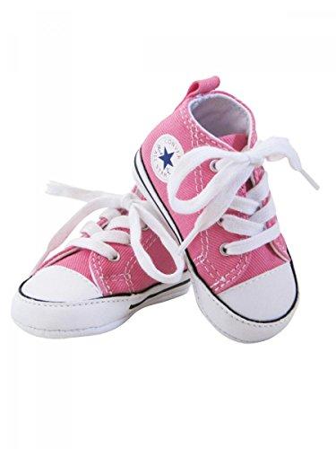Converse , Scarpine Prima Infanzia Bambina, Rosa (Rosa), 3 UK