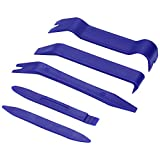 5 pcs Auto Panel Removal Tool, Car Door Panel Trim Removal Tool Kit for Car Dashboard Audio Radio Installer Pry Tool