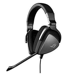 ASUS ROG DELTA CORE Gaming Headset for PC, Mac, PlayStation 4, Xbox One and Nintendo Switch with Hi-Res Audio, and…