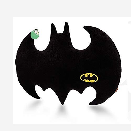 DIVAND Batman Car Neck Kissen, Cartoon Batman Kissen von Creative Car Neck Kissen Plush Toy Kissen und weibliche Geburtstagsgeschenk,45cm