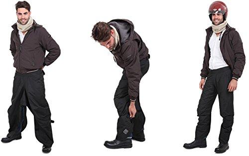 Tucano Urbano R093N4 Takeaway – Funda Universal para piernas, Color Negro, Talla M
