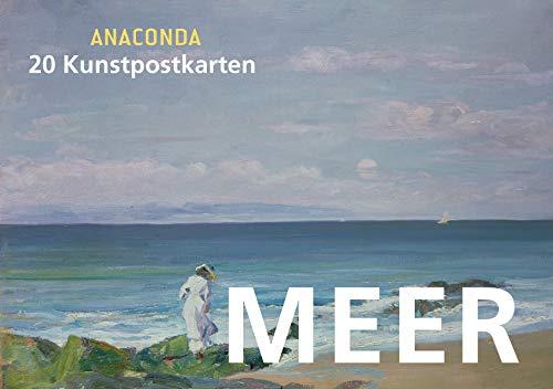 Postkartenbuch Meer