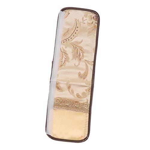 SM SunniMix Couvertures de Poignée de Porte de Réfrigérateur Tissu Élastique, Protège Réfrigérateur, Micro-Ondes, Four - Jaune