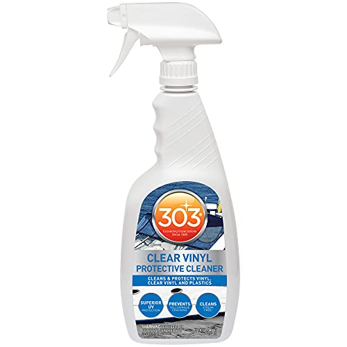 303 Marine Clear Vinyl Protective Cleaner - Cleans...