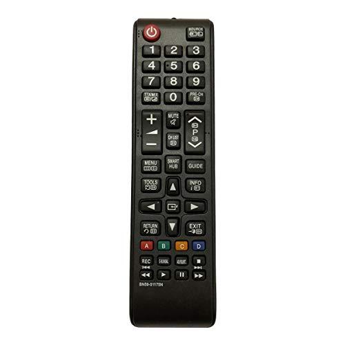 Ersatz TV Fernbedienung für Samsung UE65H6470 Fernseher