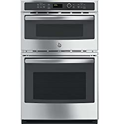 GE Combination Wall Oven With Microwave