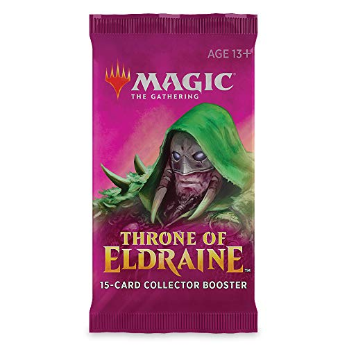 Magic The Gathering Thron of Eldraine Collector Booster