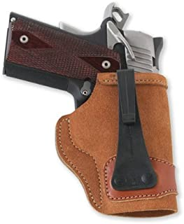 Galco Tuck-N-Go Inside The Pant Holster for Ruger LCP, KelTec P3AT, P32 (Natural, Right-Hand)