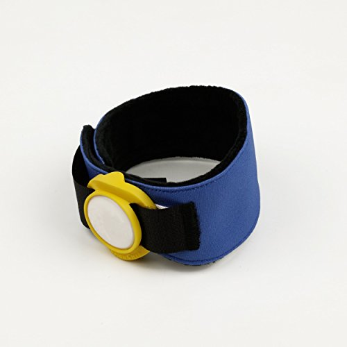 ANDREAS WIPPER Chipband Blue Edition