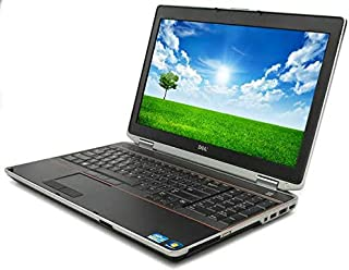"Dell Latitude E6520 Laptop Intel Core i5 2520m 2.5Ghz 8Gb Ram 320Gb Hard Drive DVD 15.6"" Display WiFi Webcam HDMI Windows ..."
