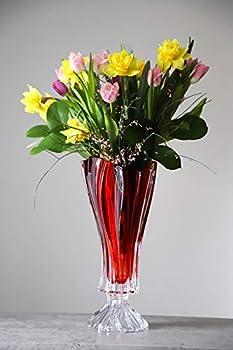Best bohemia glass vases Reviews