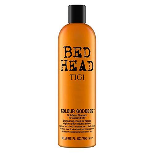 BED HEAD COULEUR DÉESSE huile infusée shampoing 750 ml