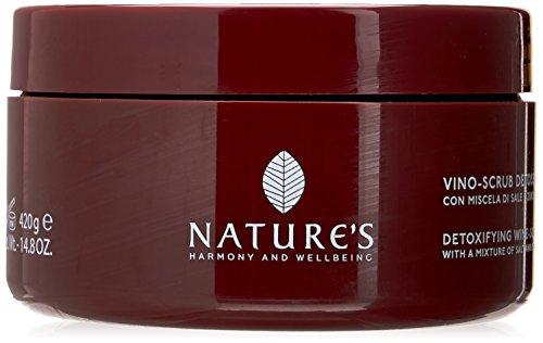 Nature's Beauty Nectar Detoxifying Scrub, 14.8 Ounce by Clotho Corp