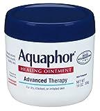 Aquaphor Healing Ointment 14 Ounce Jar (414ml) (3 Pack)