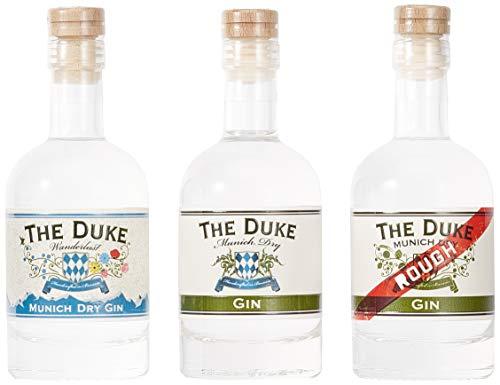 The Duke Munich Dry Gin Miniatur Geschenkset (3 X 0.1 L)