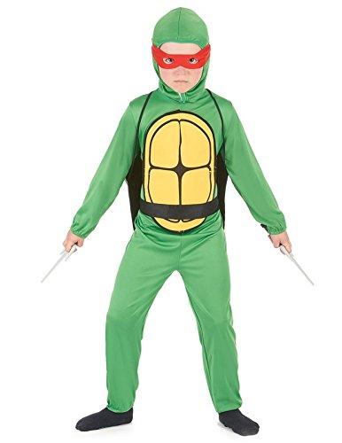 Deguisement Tortue Combattante Enfant 10/12ans - Ninja Costume Tortues - 192