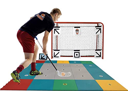 My Floorball Training Zone Skills Zone 360