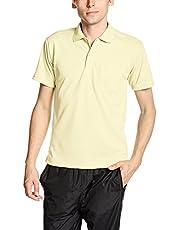 Glimmer 短袖 4.4盎司 (約124.7克) 干爽 紐扣領 Polo衫 [有口袋] 00330-AVP [男款]